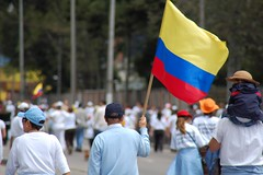 Marcha en Colombia: no mas FARC | by AlCortés