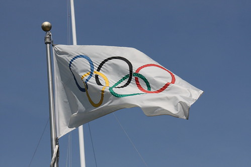 Olympic Flag | by scazon