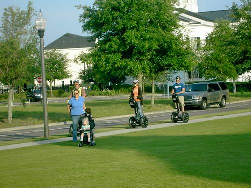 Segway Tours Orlando Florida
