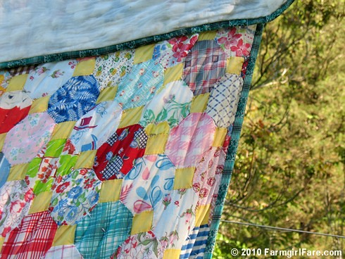 4 New Old Quilt | by Farmgirl Susan