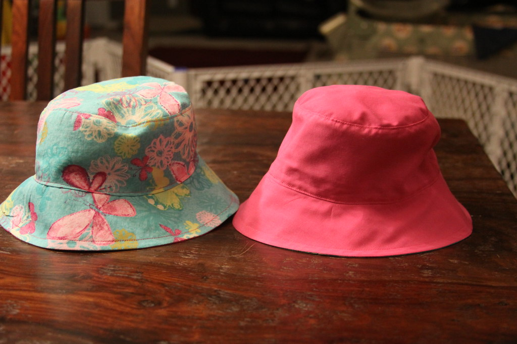 Little Things To Sew Bucket Hat