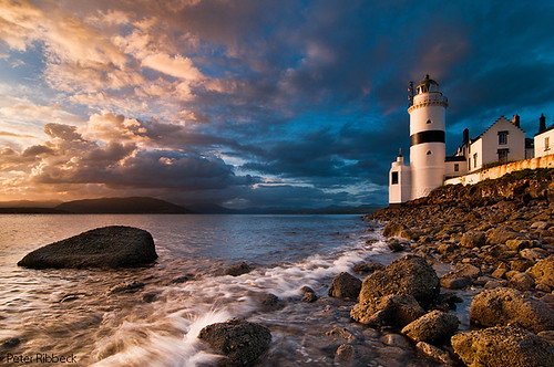 Cloch Lighthouse 8-5-11 II | by Peter Ribbeck