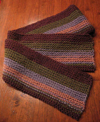 Tom K's scarf1 | by Lynn1144