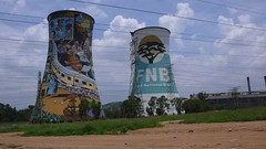 Twin towers of Soweto | by manuguf