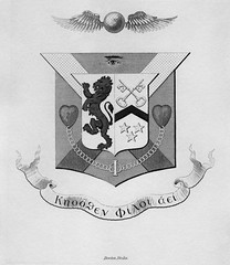 [Bookplate of Delta Kappa Epsilon] | by Pratt Institute Library
