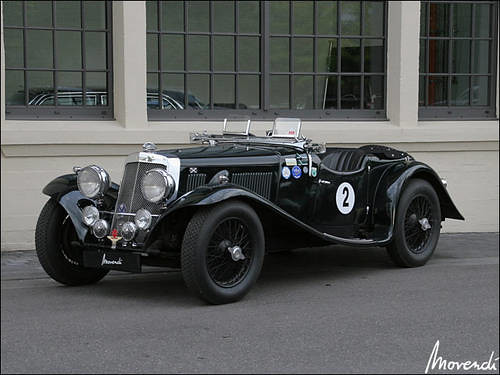 aston martin 15-98 short chassis 1938 | carandclassic.co.uk | willem