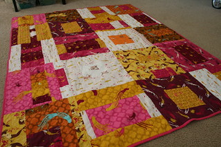 Heather Ross Mendocino Quilt | by betty_whoosh