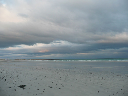 clouds at Crossapol,Tiree | by lovefibre