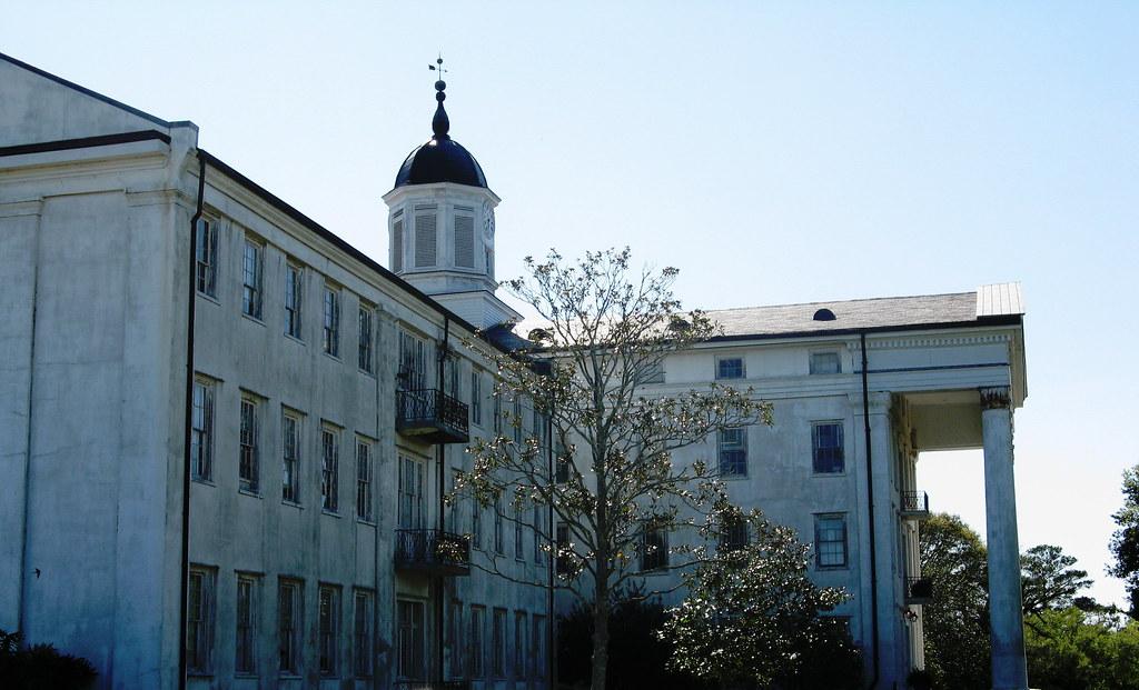Center Building At East Louisiana Mental Health System Ca Flickr