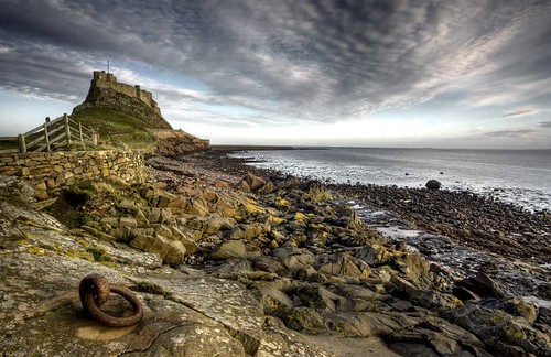 lindisfarne view | by Martin Lowery