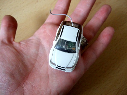 365 x66 Micro Remote Control Car | by David Masters