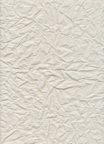 Wrinkled Paper Texture 06 | by fuzzimo