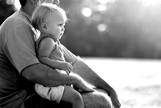 Daddy's Lap | by simply colleen