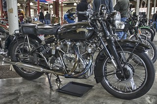 1950 Vincent Rapide | by CGinMN
