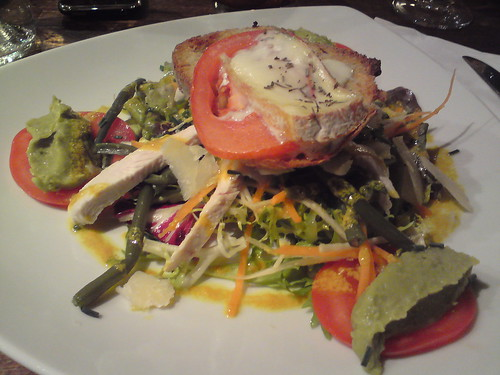 La Maroquinerie: Salade Maroquinerie | by clotilde
