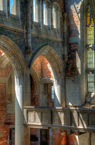 Abandoned City Methodist Church, Gary, Indiana | by Timothy Neesam (GumshoePhotos)