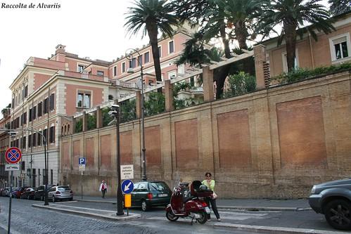1846 2006 villa malta alvaro de alvariis via di porta - Via di porta pinciana 34 roma ...