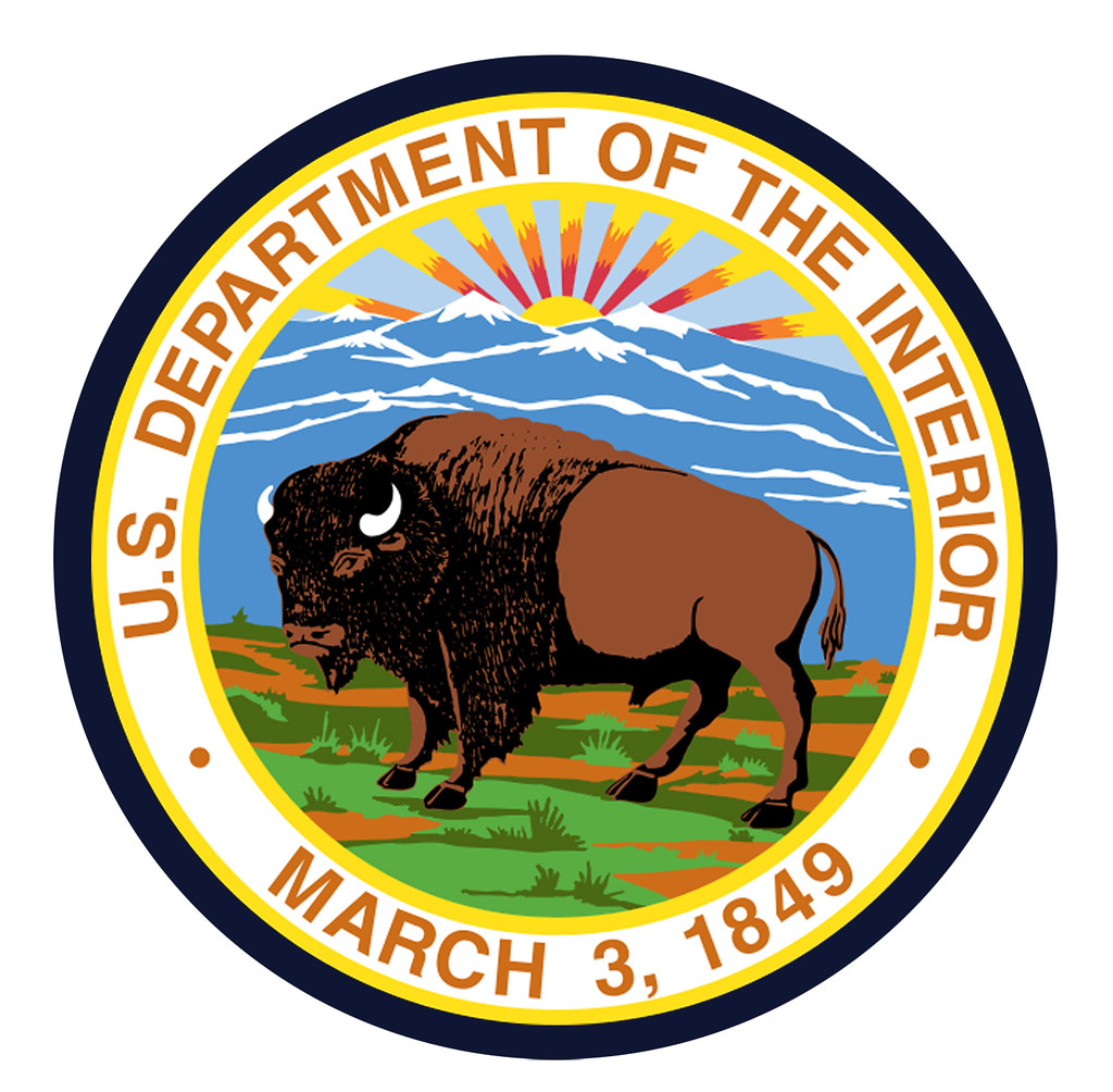 ... Department Of The Interior Seal | By DonkeyHotey