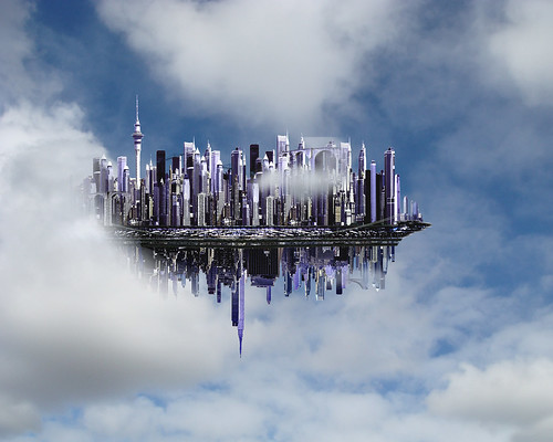Sky City in the Clouds | by madison.murphy
