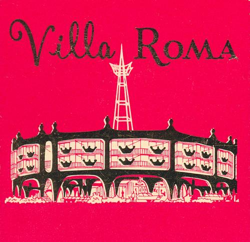 Villa Roma Hotel San Francisco 39 S Most Elegant Motor