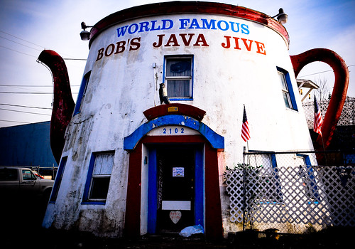 Bob's Java Jive | by CORDAN