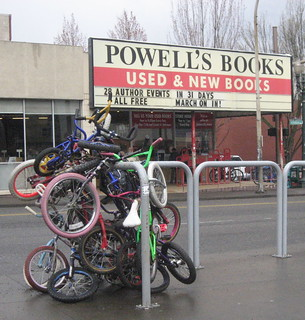Zoobomb Pile + Powell's Books | by Dustin Quasar