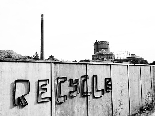 Recycled | by Martin Lissmyr