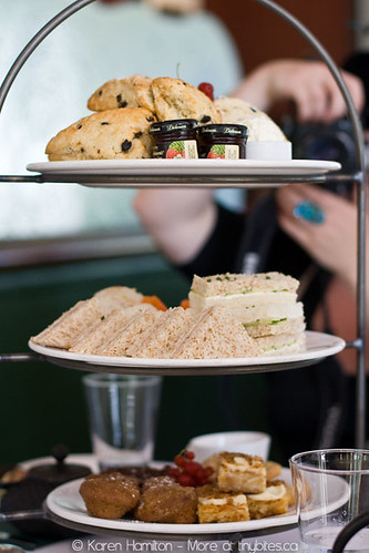 Afternoon tea at the Fish House in Stanley Park | by Tiny Bites