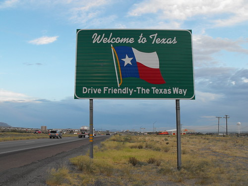 Welcome to Texas | by Tim Patterson