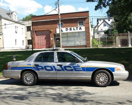 mta police car mount vernon new york south macquesten pa flickr. Black Bedroom Furniture Sets. Home Design Ideas