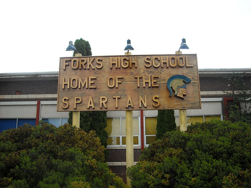 Forks High School | by ewen and donabel