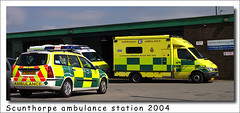 Scunthorpe Ambulance station 2004 | by Paul Simpson Photography