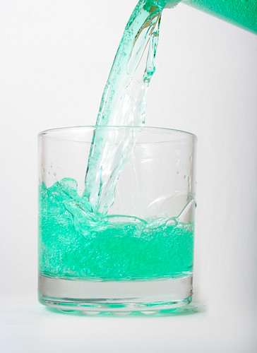 Pouring Mouthwash | by colink.