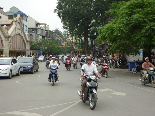Hanoi Street scene | by In Vinnie Veritas