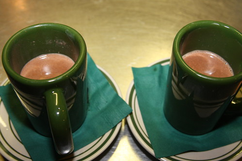 Caribbean Hot Chocolate: Finished drink | by Indiana Public Media