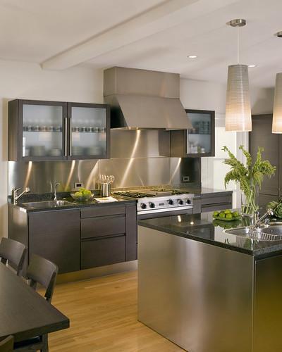 Sleek kitchen 2 photography by david duncan livingston ww flickr - Sleek kitchen world ...