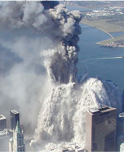 WTC Explosion | by conspireality