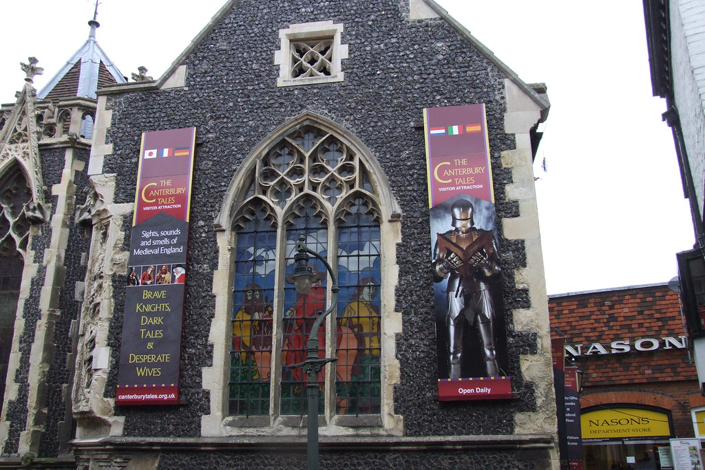 canterbury tales experience