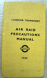 LT Air Raid Precautions  Manual - 1938 | by IsarSteve