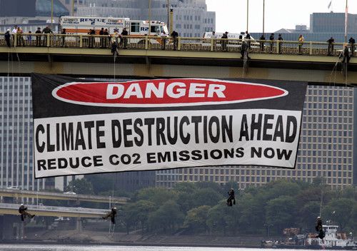Message Delievered at G-20 | by Greenpeace USA 2016