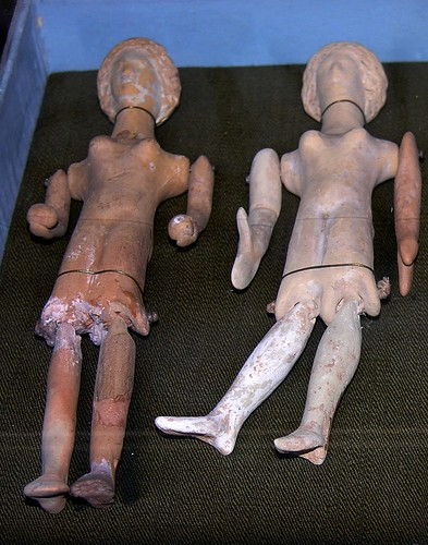 Ancient Greek Marionettes | by Giles Watson's poetry and prose