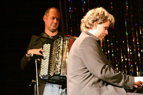 Boogie Woogie Pianist Silvan Zingg Appears at the Poncan Theater in Ponca City, Oklahoma on October 15, 2009 | by pcol