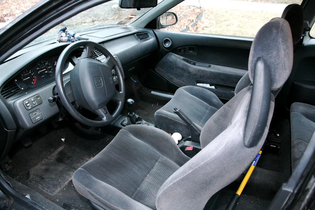 ... 1995 Honda Civic EX   Interior | By Deepfried Buddhafish
