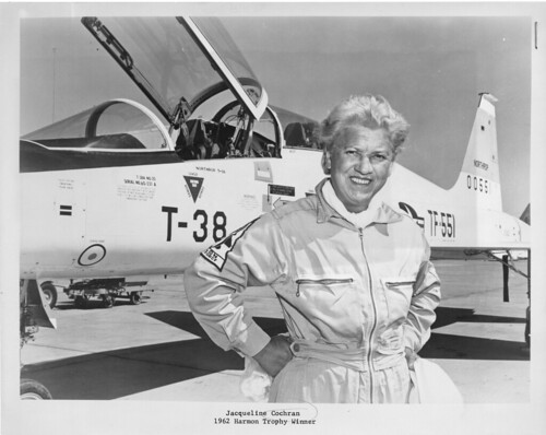 Jacqueline Cochran (d. 1980) | by Smithsonian Institution