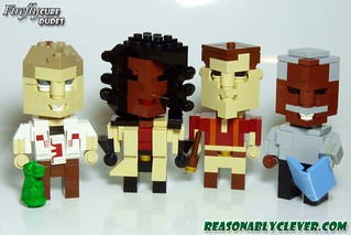 CubeDude Firefly Cast - Group Shot | by Reasonably Clever Chris