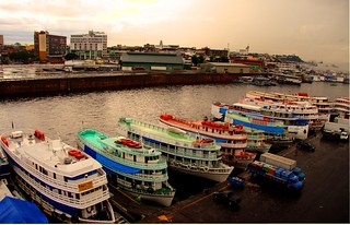 Port of Manaus, Brazil: A Photographer's Dream Shoot | by Sheree (Here intermittently)