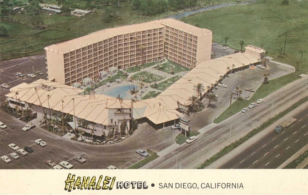 Hanalei Hotel - San Diego, California