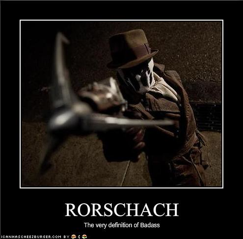 rorschach poster because i said so potatofish flickr