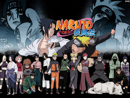 Naruto Shippuden Characters Add Yourself