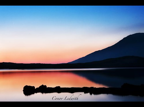 Connemara in the Afterglow | by CONOR LEDWITH